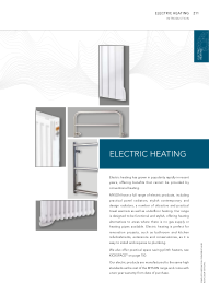Full Electric Heating Range