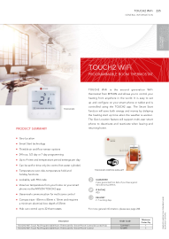 Touch 2 WiFi